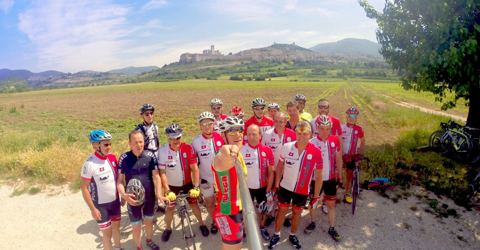 Umbria by Bike Makes Dreams come true